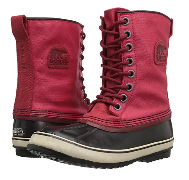 Amazon: SOREL 1964 Premium Cvs Snow Boots as Low as $40 (reg $140) + free shipping and returns!