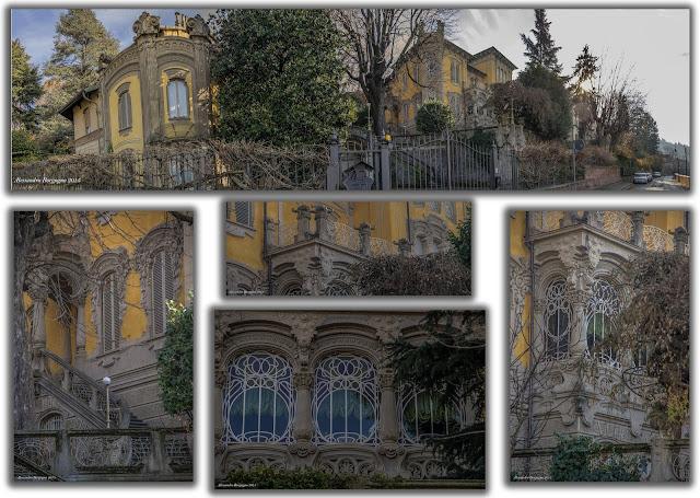 La villa del bambino urlante - Torino