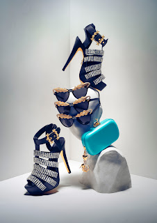 Shoes & sunglasses,  Anna Dello Russo for H&M