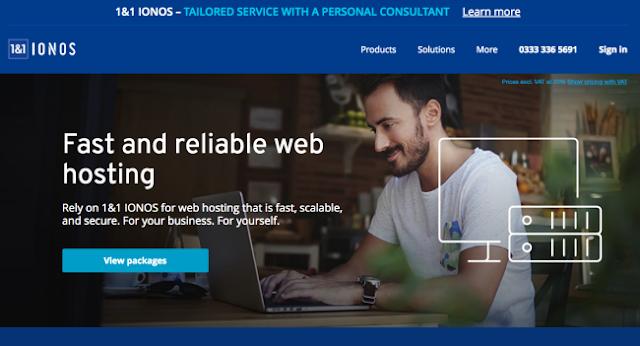 IONOS-dedicated-homepage