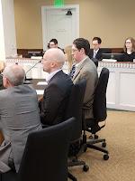 JC Mitchell, WSPTA member testifies in support of HB 1115 (para-educators)