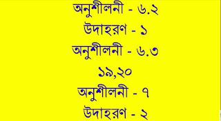 দাখিল গণিত সাজেশন ২০২০|দাখিল পরীক্ষার গনিত সাজেশন ২০২০