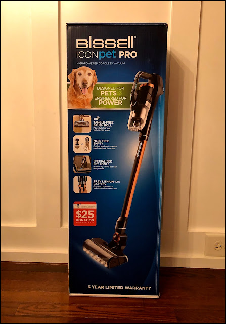 Bissell Iconpet Pro High Powered Cordless Vacuum Review