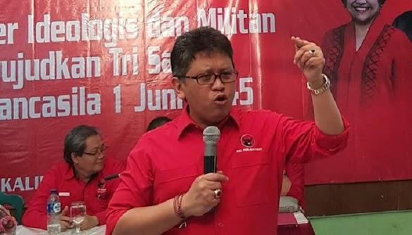 Gerindra : Revolusi Mental Harusnya Dimulai dari PDIP Dulu, Kadernya Terbanyak Ditangkap KPK
