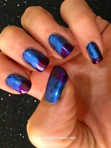 pigment farla mavi mor oje2