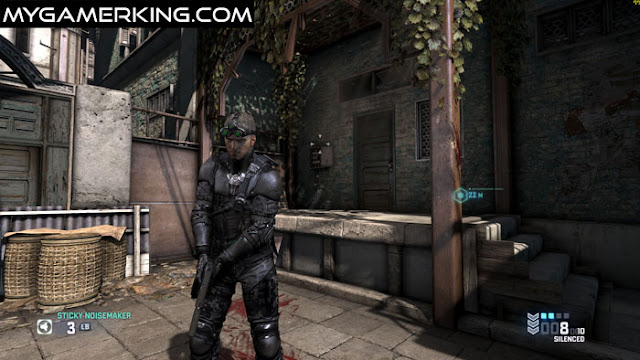 Free Download Tom Clancy's Splinter Cell: Blacklist For PC