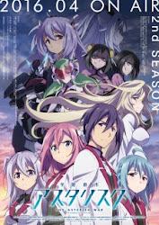 Gakusen Toshi Asterisk 2nd Season Capitulo 9