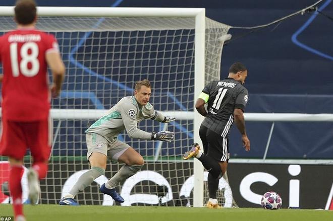 Bayern lộ điểm yếu chí mạng, khó vô địch Cúp C1 nếu lặp lại trước PSG 2