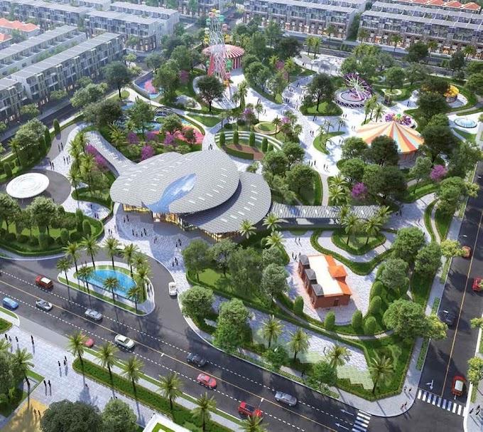 #1 Dự án khu đô thị Gem Sky World Đất Xanh Long Thành
