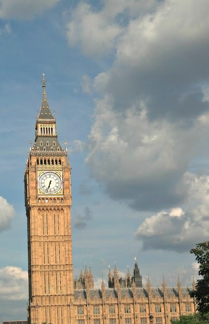 Big Ben, Elizabeth Tower and Parliament