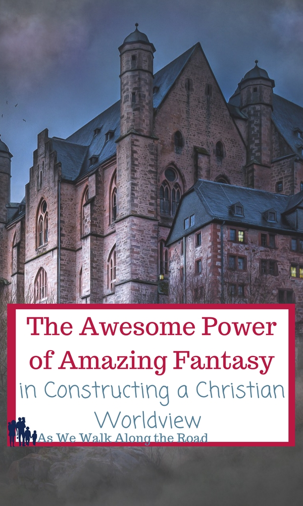 Fantasy books and a Christian worldview