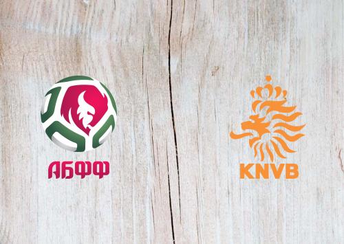 Belarus vs Netherlands -Highlights 13 October 2019