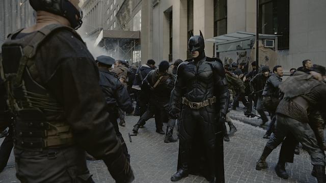 Batman: The Dark Knight rises  (2012)