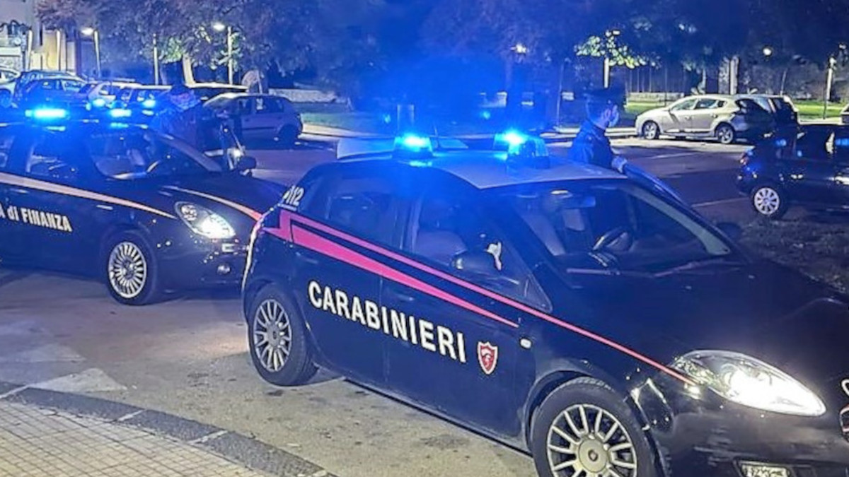 Controlli anti Covid Carabinieri Paternò
