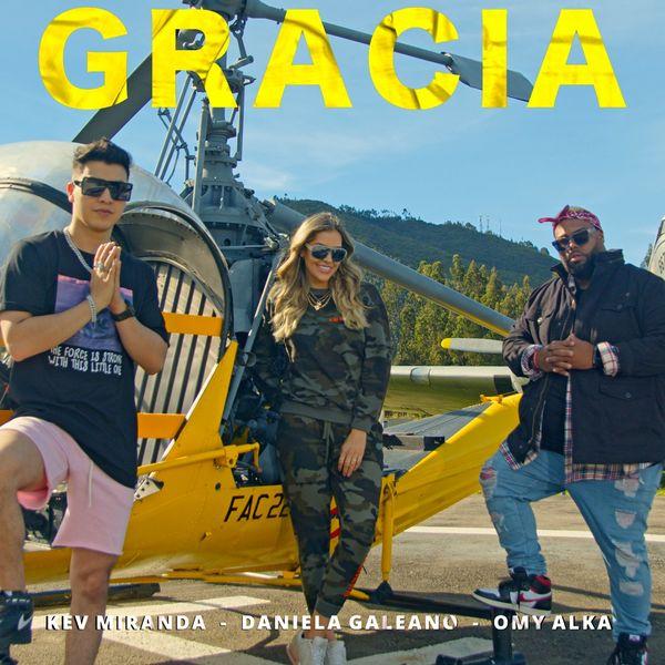 Daniela Galeano – Gracia (Feat.Omy Alka,Kev Miranda) (Single) 2021 (Exclusivo WC)