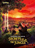 Pokémon the Movie: Secrets of the Jungle 2021 Dual Audio [Hindi-DD5.1] 720p HDRip