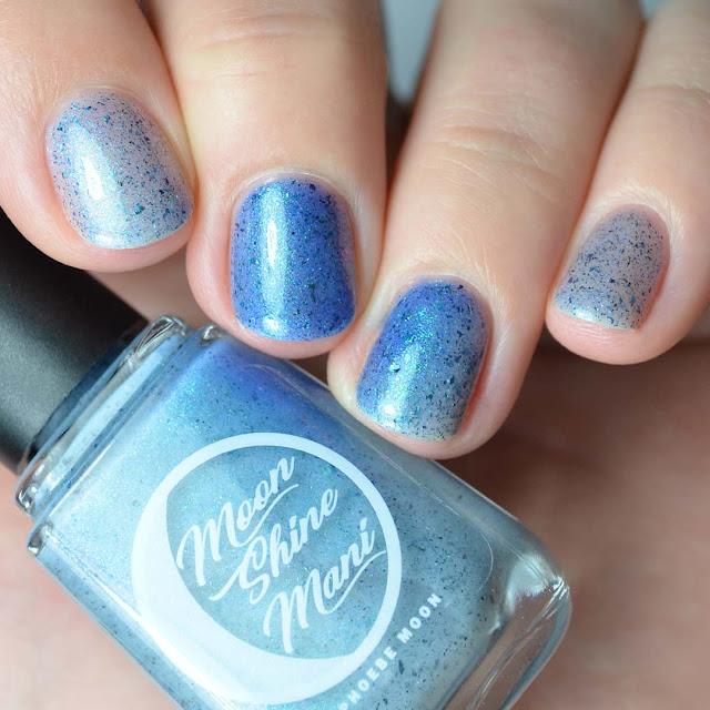 grey uv color changing nail polish