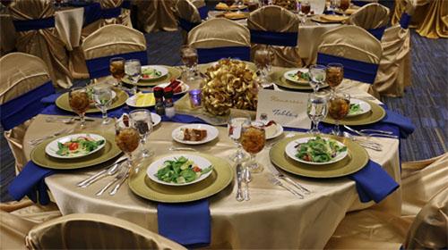 Modales en una comida formal