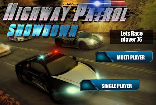 Highway Patrol Showdown - Play Free Online Game