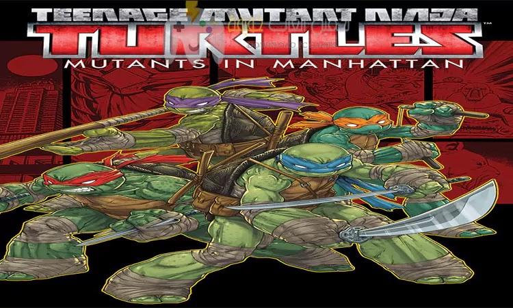 تحميل لعبة TMNT Mutants in Manhattan للكمبيوتر برابط مباشر