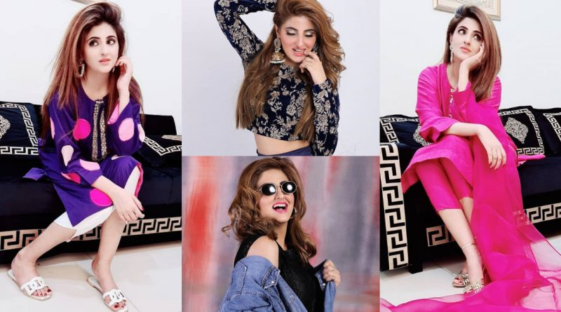 Fatima Sohail Magical Looks from Recent Photoshoot
