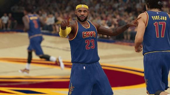 NBA 2K16 Codex