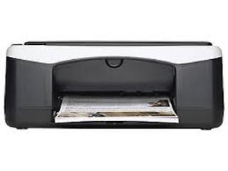 Image HP Deskjet F2140 Printer
