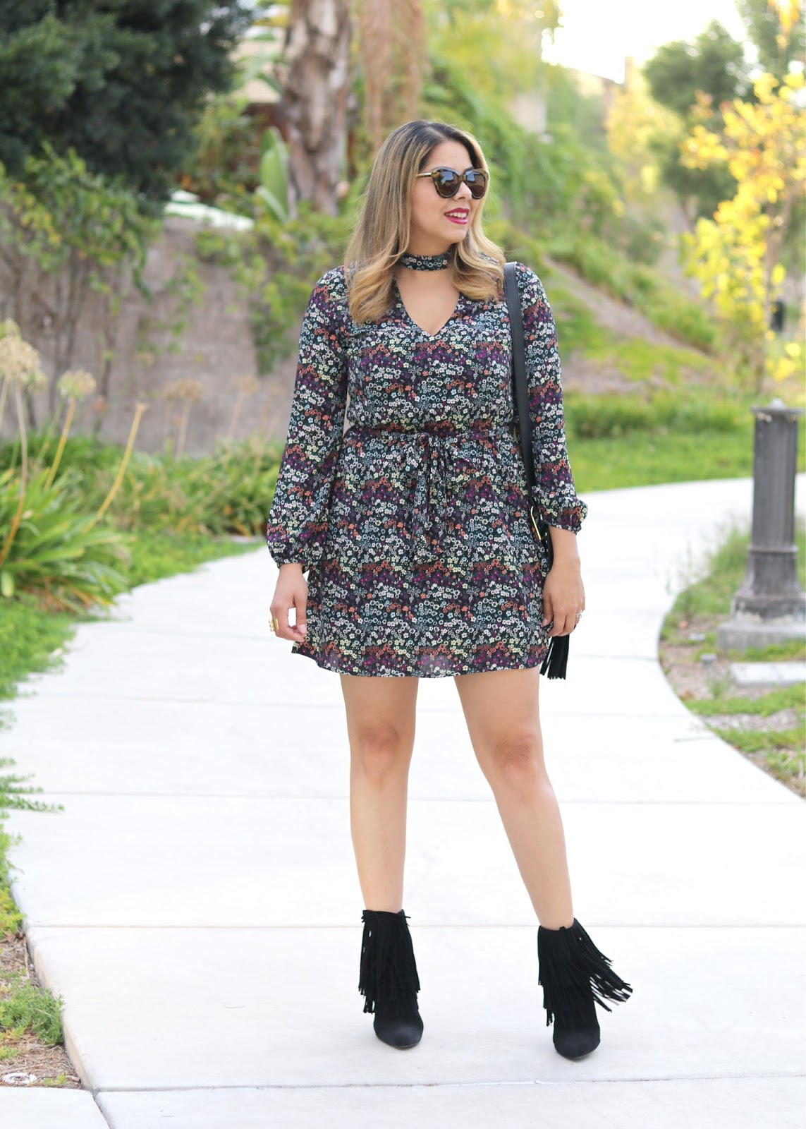 Latina fashion blogger, latina style blogger, what to wear to a fall outing