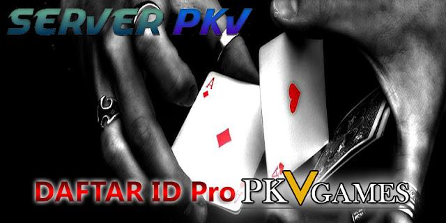 Daftar ID Pro PKV Games