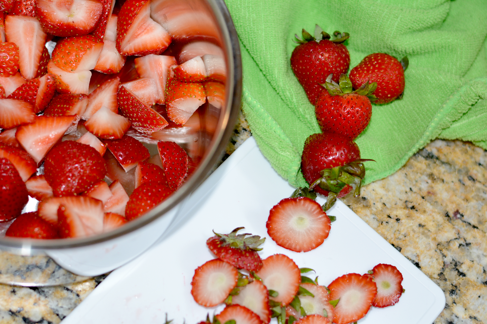 strawberry sauce for panna cotta #shop