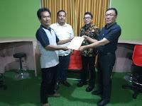 Jonni Pakkun Jabat Wakil Ketua Umum DPP AJO Indonesia