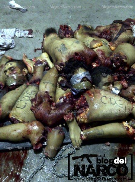 Fotos de ejecutados en montemorelos 47