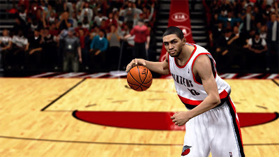 NBA 2K13 Nicolas Batum Player Update