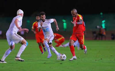ملخص اهداف مباراة الفيصلي والقادسية (2-1) الدوري السعودي