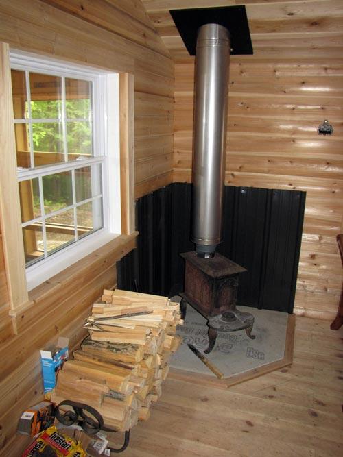 gartenhaus heizen wie my blog. Black Bedroom Furniture Sets. Home Design Ideas