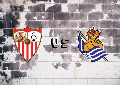 Sevilla vs Real Sociedad  Resumen