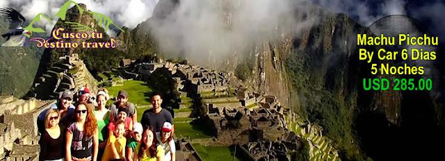 Paquete Barato a Machu Picchu