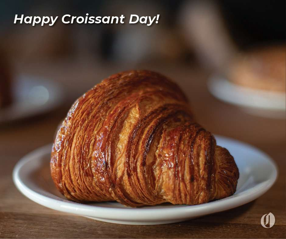 National Croissant Day Wishes Lovely Pics