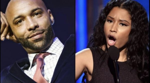 """Nicki Minaj confronts Joe Budden on Queen Radio: """"You like tearing down women when they can't defend themselves"""""""