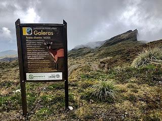 SANTUARIO DE FAUNA Y FLORA GALERAS