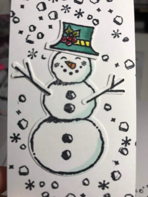 Stampin Up Snowman Season