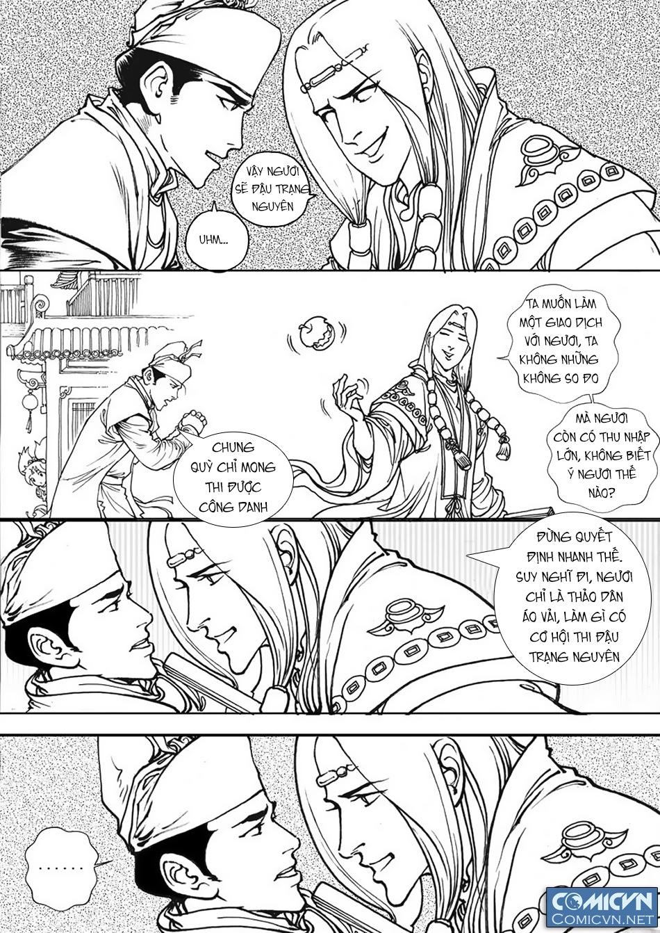 Chung Quỳ Truyền Kỳ Chap 39 - Next Chap 40