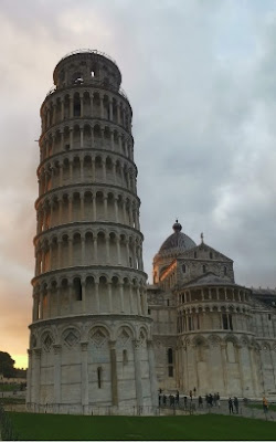 Maraton Pisa - Torre Inclinata