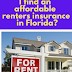 Where can I find an affordable renters insurance in Florida?