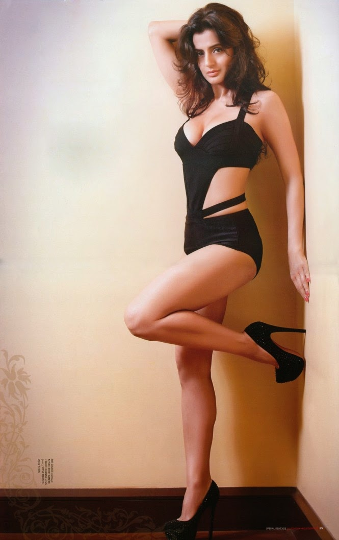 sexy-ameesha-patel-in-black-swimwear-in-maxim-2013-photoshoot