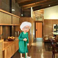 Grandma In Search of Grandson Escape
