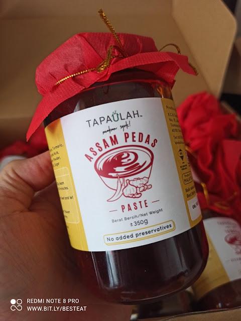 TAPAULAH Paste Series - Assam Pedas