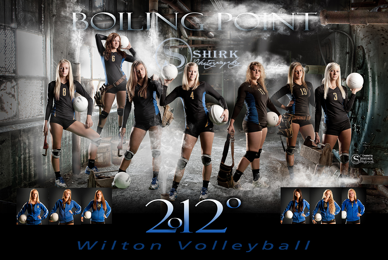 Shirk Photography Blog: Volleyball posters