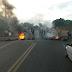 MST bloqueia BR-406 em Massaranduba