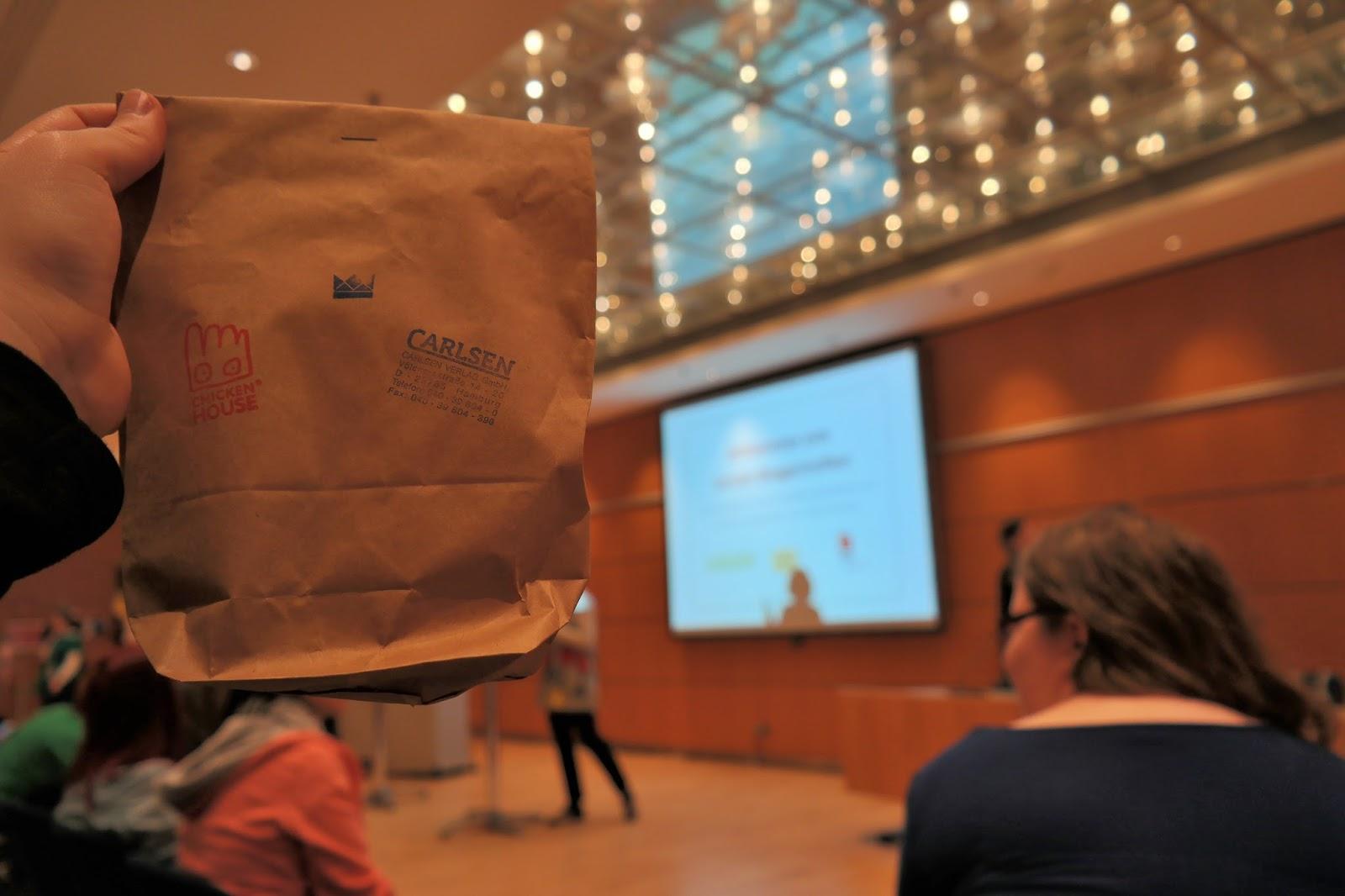 Bloggerempfang von Carlsen